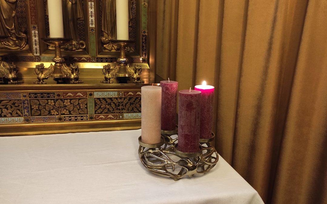 Liturgies domestiques pour l'Avent